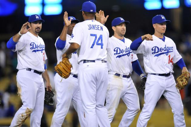 Fantasy Baseball: Breaking Down Newly Appointed Closer Kenley Jansen's Value