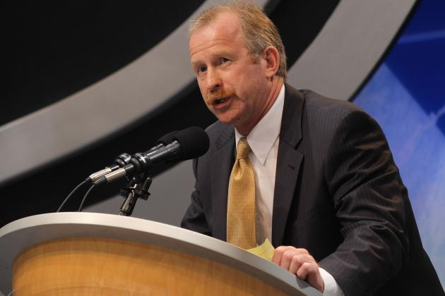 Dallas Stars General Manager Jim Nill Feeling Good Heading into 2013 Draft