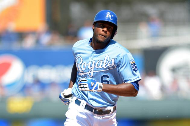 Cain, Hosmer Lift Royals to Dramatic Victory