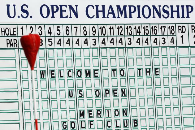 US Open Golf TV Schedule 2013: Definitive Guide to Opening-Round Action