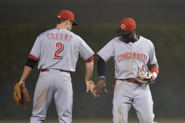 Reevaluating the Cincinnati Reds' Odds of Winning the NL Central