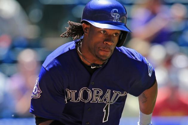 Rockies Designate Eric Young Jr. for Assignment