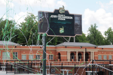 49ers to Play at Jerry Richardson Stadium