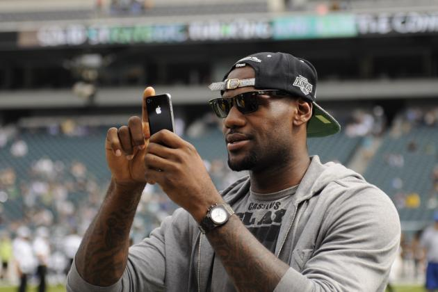 NBA Social Media Awards 2013 Results: Complete List of Winners