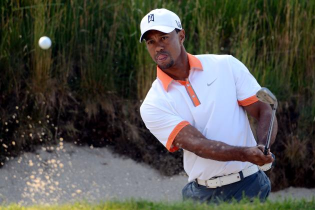 US Open Golf 2013 Schedule: Day 1 Start Time, TV Coverage and Live Stream