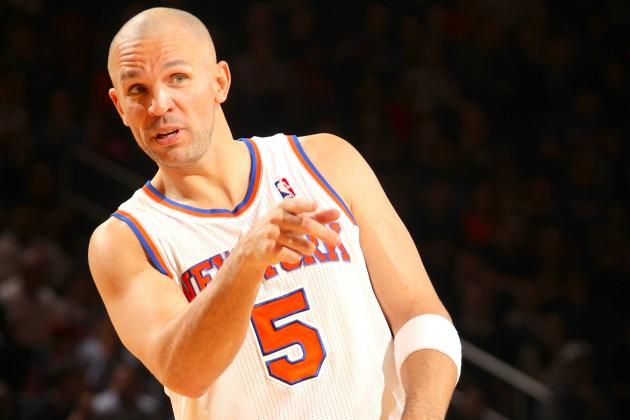 Jason Kidd Named Head Coach of Brooklyn Nets
