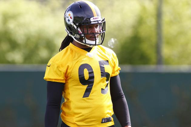 Jarvis Jones Slow to Pick Up Pittsburgh Steelers Defense