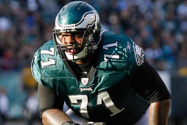 Eagles' Jason Peters Arrested for Drag Racing, Fleeing Police