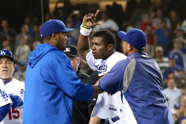 Dodgers: Beef with Diamondbacks Not over