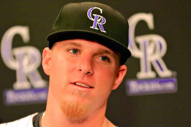 Jonathan Gray: Rockies' No. 3 Overall Pick Gets $4.8 Million Signing Bonus