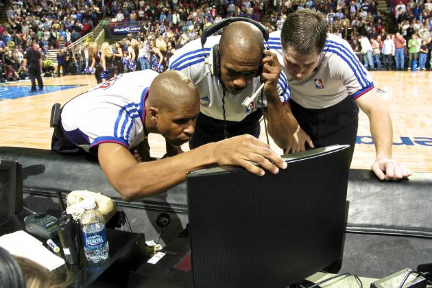 NBA Reportedly Considering Expanding Instant Replay in Late-Game Situations