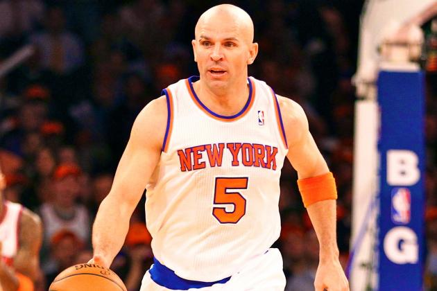NBA Rushes Twitter to Congratulate Jason Kidd on Nets Gig, For the Most Part