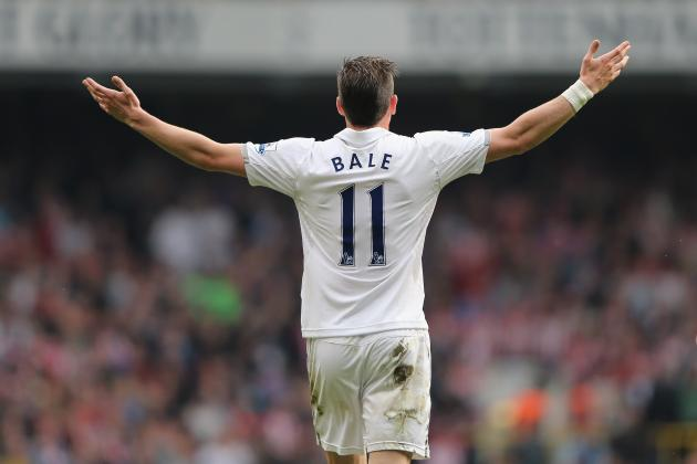 Tottenham's Great Debate: When Does the Money Outweigh Gareth Bale?