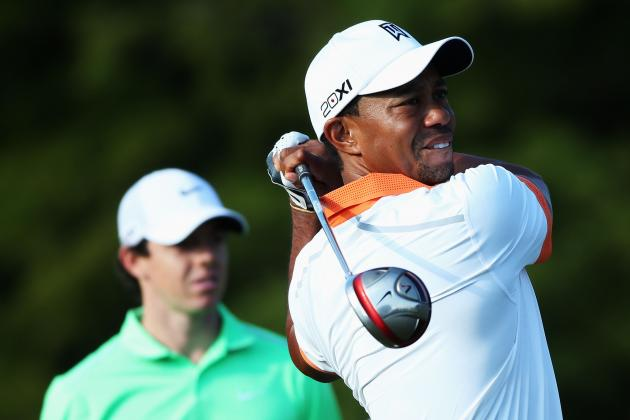 US Open Golf 2013: What to Expect from Golf's Biggest Superstars on Day 1