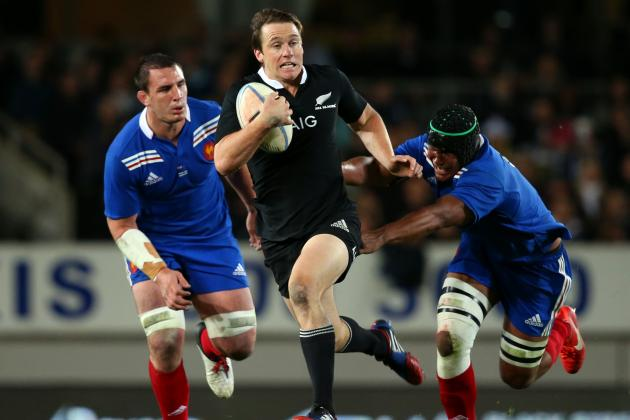 All Blacks Rugby: Why Ben Smith Should Start at Fullback over Israel Dagg