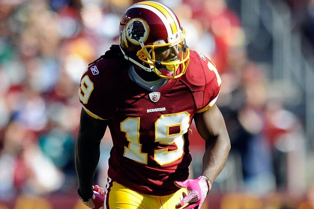 Donte' Stallworth, Devery Henderson Join Redskins