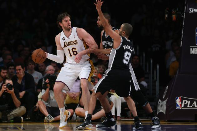 Can 2013-14 LA Lakers Pull off Spurs-Style Return to Glory?