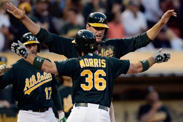 Re-Evaluating the Oakland Athletics' Odds of Winning the Division