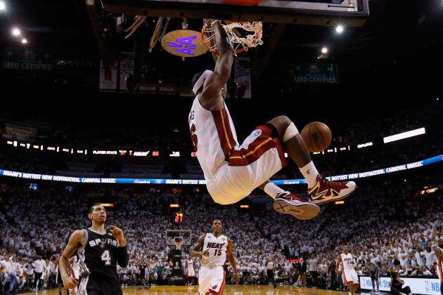 Heat vs. Spurs: Miami Will Even Series in Game 4 Behind LeBron James