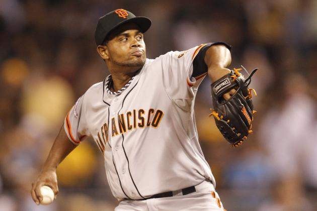 Giants Banged Up, Take Another Beating Against Pirates
