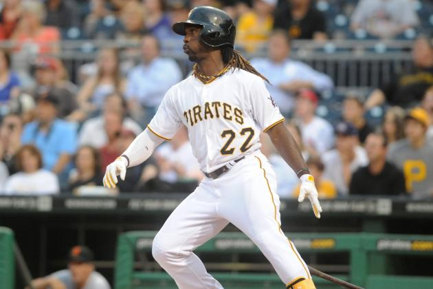Pirates' Offense Goes Nuts in 12-8 Win