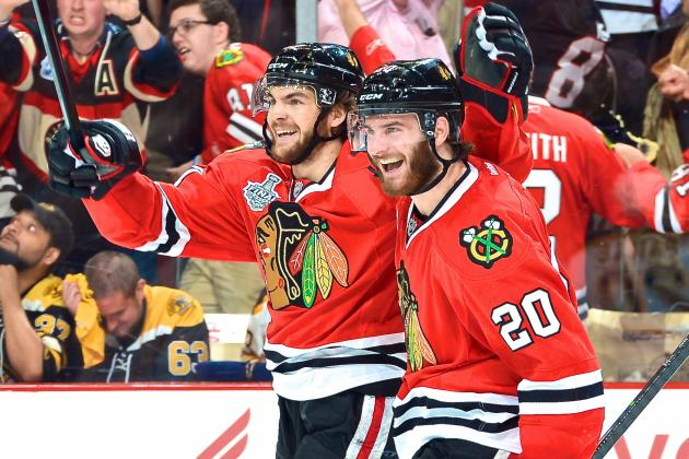Blackhawks vs Bruins Stanley Cup Finals Game 1: Live Score and Highlights