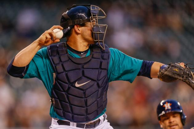 Mike Zunino: Report Card Grades for MLB Debut of 2012's No. 3 Overall Pick