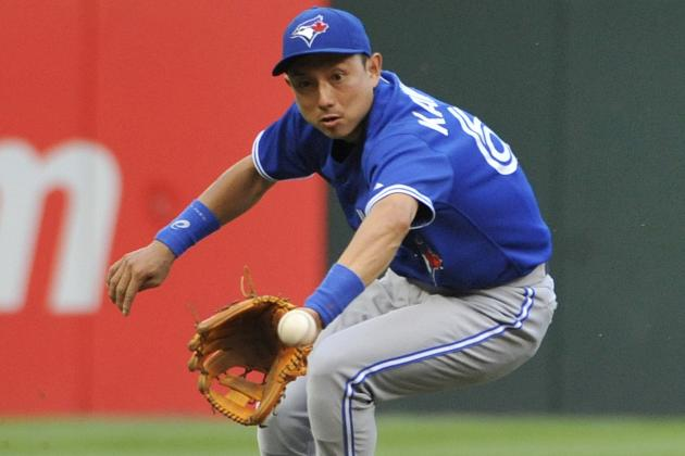 Blue Jays Mune Kawasaki Endears Fans with His Version of O Canada