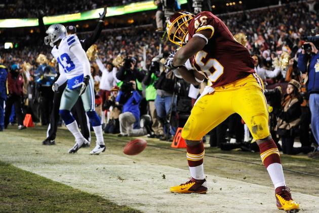 Redskins' Roster Review: Breaking Down Washington's Running Backs