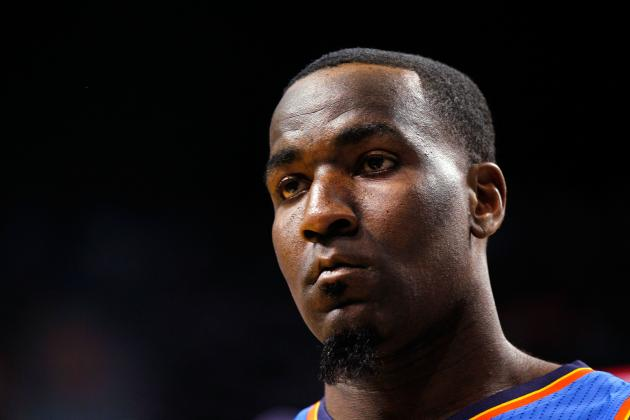 Why Won't OKC Thunder Just Amnesty Kendrick Perkins Already?