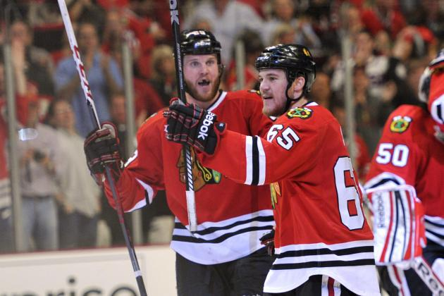 Bruins vs. Blackhawks: Chicago's Relentless Pressure Pays Off in Crazy 3OT Game