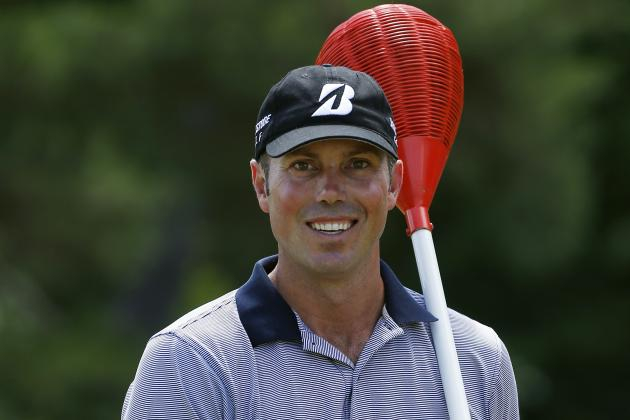 US Open Golf 2013 Live Stream: Online Viewing Info and More