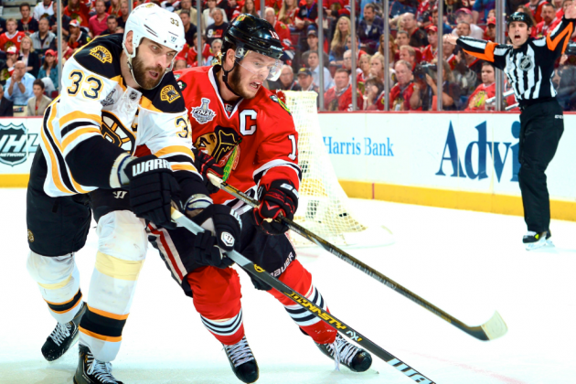 Stanley Cup Final 2013: Why 3OT Thriller in Game 1 Proves NHL Is Back