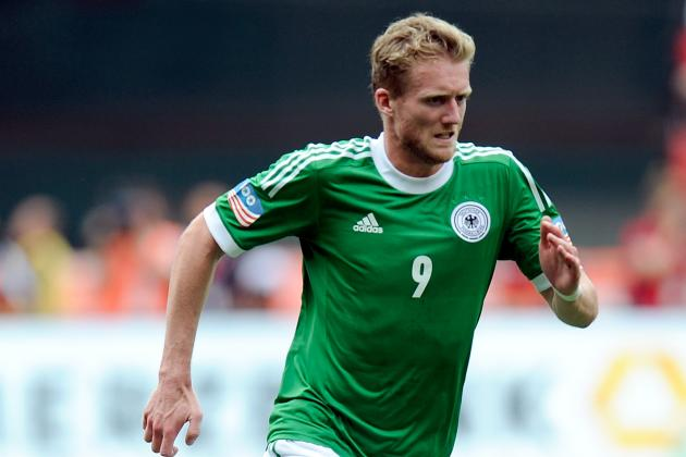 Agreement Reached for Transfer of Andre Schurrle