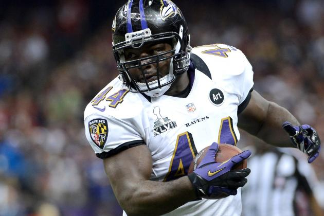 Browns Among Teams Interested in Former Ravens Fullback Vonta Leach