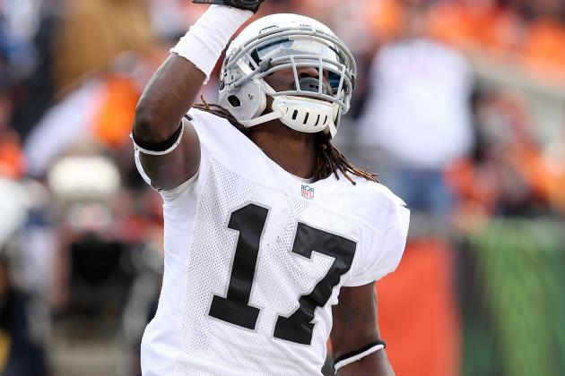 Raiders Seek Better Production from Denarius Moore