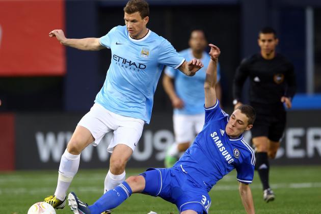 Could Edin Dzeko and Fernando Torres Play on the Same Chelsea Team?