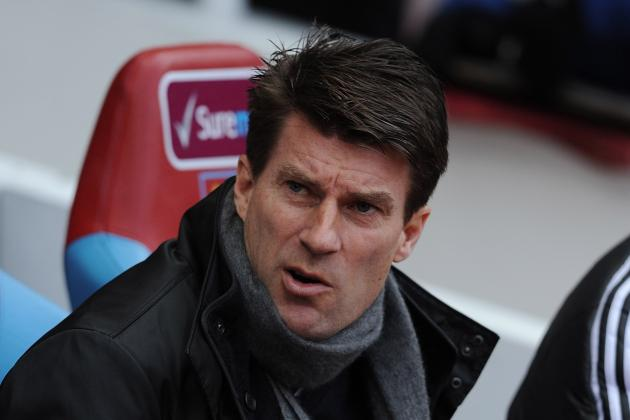 Michael Laudrup Plans Swansea Stay Despite Agent Exit