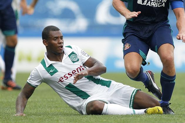 Aston Villa to Snap Up Highly-Rated Dutch Midfielder Leandro Bacuna