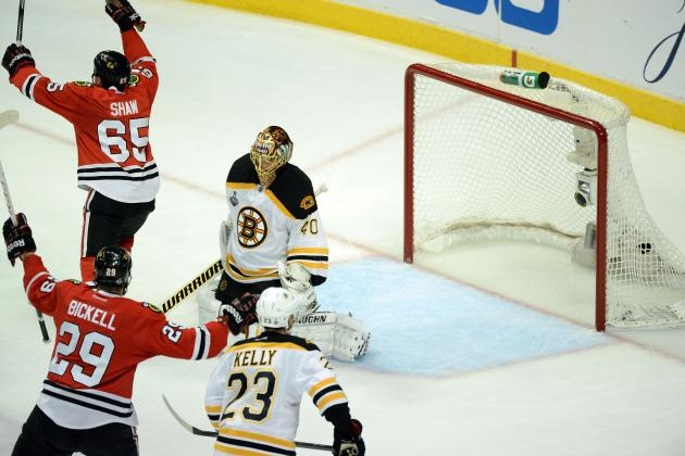 Chicago Blackhawks vs. Boston Bruins: Lots to Take Out of Game 1 Thriller