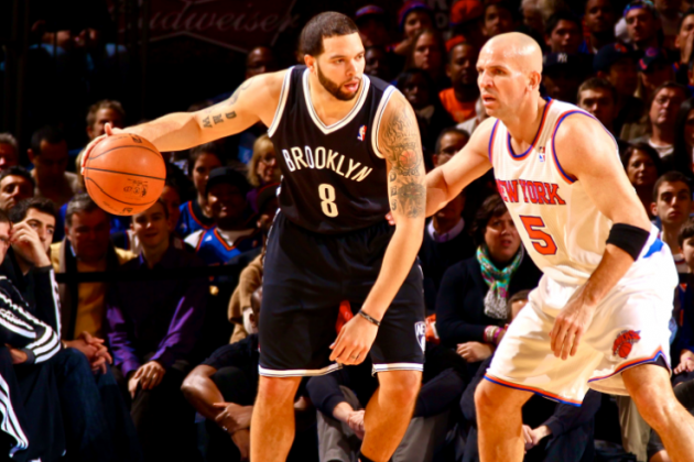 Is Jason Kidd the Right Choice to Shed Deron Williams' Coach-Killer Rep?