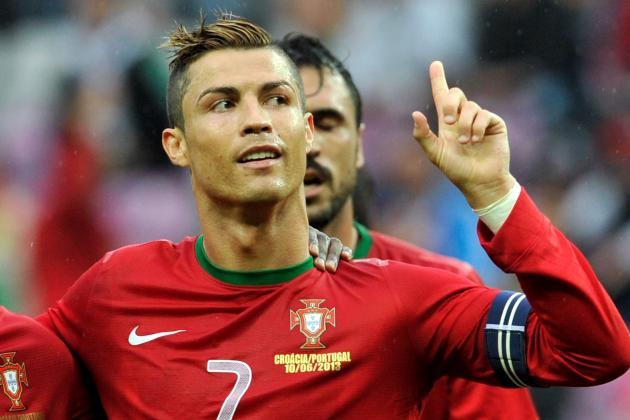 Madrid to Offer Ronaldo €166m