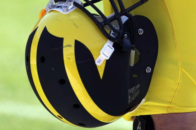Michigan Football Academic Score Last in Big Ten but Improving