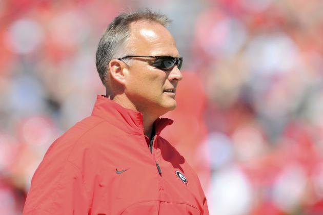 Mark Richt Takes Jab at Steve Spurrier over Georgia's Schedule