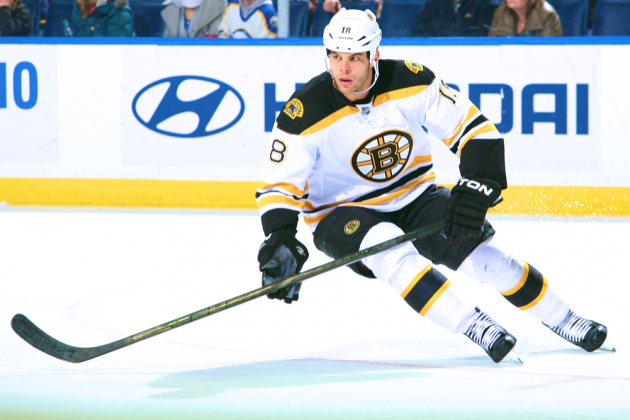 Nathan Horton Injury: Updates on Bruins Star's Status