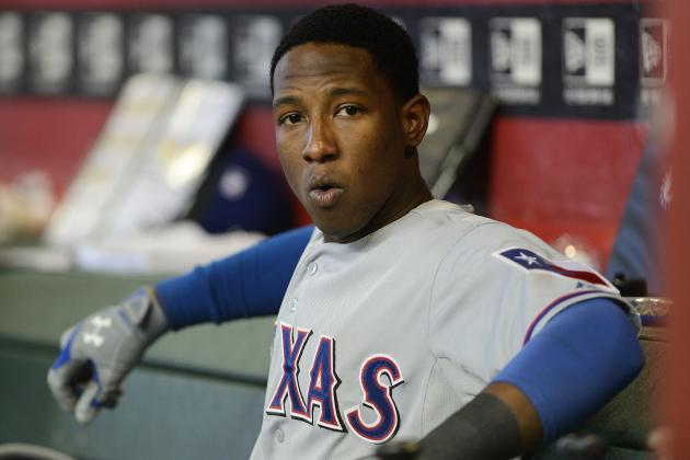 Rangers Mull Decision on Profar's Status with Club