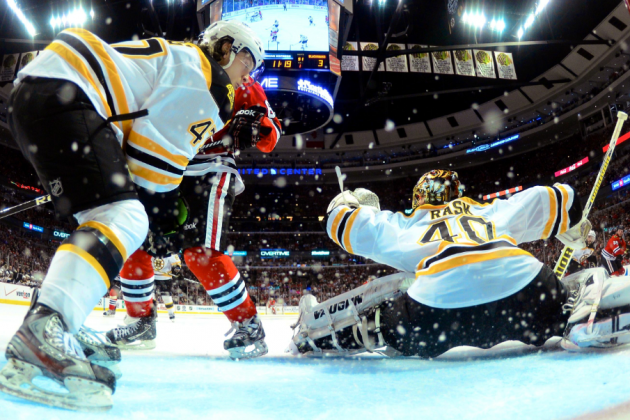 Bruins vs. Blackhawks: Boston's Depth Disappears as Chicago Pulls Off 3OT Win