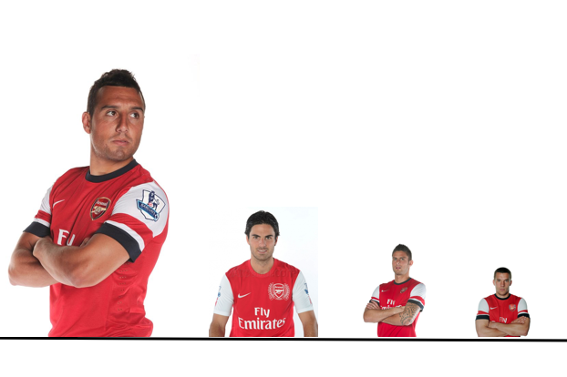 Santi Cazorla's Arsenal Influence in Stats and Graphics