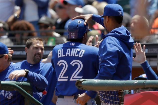 Jays Release Henry Blanco
