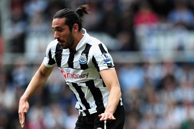 Jonas Gutierrez Confident Newcastle Will Learn from Last Season